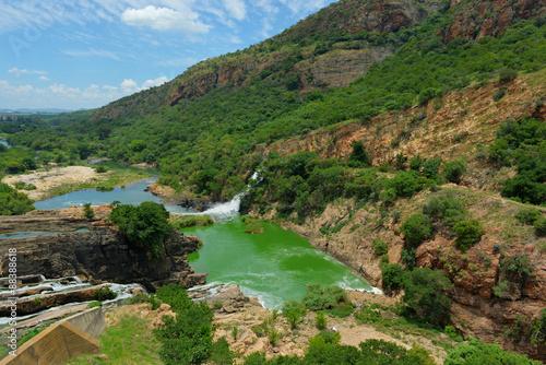Papiers peints Vert Hartbeespoort Dam - South Africa