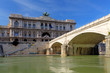 Rome, Italy. Palace of Justice (Palazzo di Giustizia) - courthou