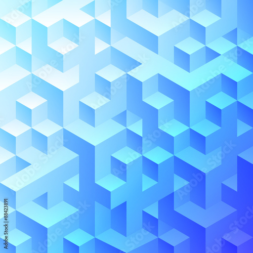 obraz PCV Abstract Geometric Background