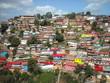 Постер, плакат: VENEZUELA CARACAS POVERTY SLUM
