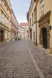 Kraków uliczka Kanonicza