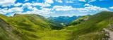 Fototapety Mountain valley