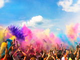 Holi Festival Farben - 88592004