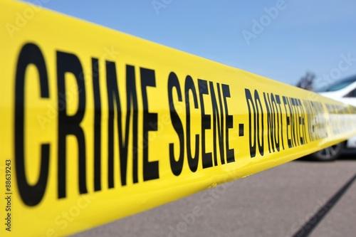 Poster Crime Scene 01