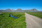 Snaefellsnes peninsula, Iceland poster
