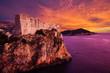 Fort of St. Lawrence (Fort Lovrjenac) in Dubrovnik, Croatia