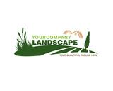 Fototapety landscape logo 1