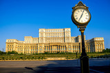 Parliament building in Bucharest - Fine Art prints