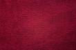 texture of red velvet