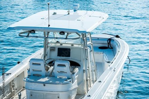 Poster, Tablou Recreational Fishing Boat