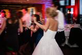 Fototapety tanzende Braut