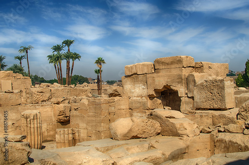 Karnak Temple Complex in Luxor (Thebes), Egypt
