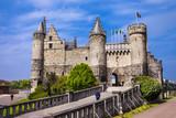 Landmarks of Belgium - Het Steen castle in Antwerpen