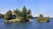 Zavikon Island, Thousand Islands, Canada