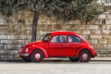 Fototapety German motor car Volkswagen Beetle