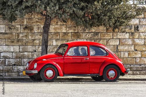 Niemiecki samochód Volkswagen Beetle