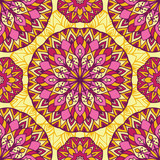 Bright beautiful pattern.