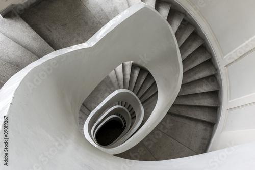 fototapeta na ścianę Modernist staircase