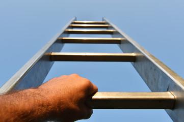 Buscar fotos escalera de mano - Escaleras de mano ...
