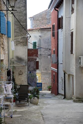 Altstadt von Vrsar, Kroatien © Fotolyse