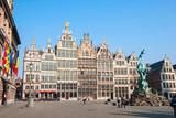 Antwerp old town, Belgium