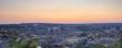 Halifax at sunset