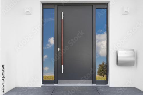 Haustür Eingang