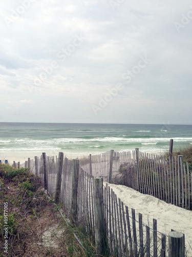 beach scene - 89177005