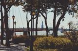 Fototapeta New York - View on State of Liberty © karolinamucha