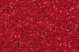 red glitter texture abstract background - 89212257