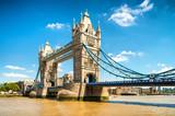 Fototapety Beautiful view of Tower Bridge, London