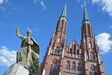 Fototapety Basilika St. Florian und Michael, Warschau