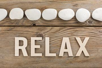 Pannello sassi relax © CDSTOCK