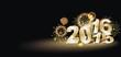 Obrazy na płótnie, fototapety, zdjęcia, fotoobrazy drukowane : Hintergrund zum Jahreswechsel 2015