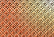 Beautiful metal pattern