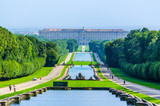 Palazzo Reale in Caserta on June 1, 2014. It was the largest palace erected in Europe during the 18th century.