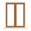 simple wooden window - 89353279