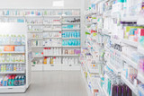 Pharmacy Interior - 89416269