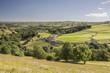 Summer Yorkshire Landscape