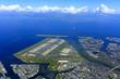 羽田空港�羽田空港周辺上空�広域高高度空撮