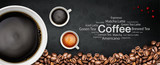 coffee backgrond - 89505837