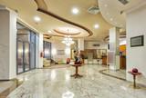 Fototapety Hotel lobby interior