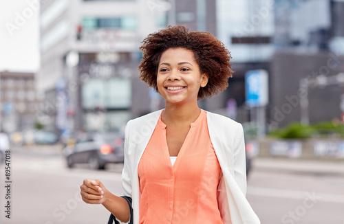 African American Businesswoman American Businesswoman in