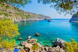 Anthony Quinn Bay Rhodes Greece - 89567656