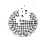 sphere disintegration poster
