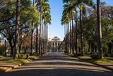 Praça da Liberdade/ praça da liberdade e construções históricas como Niemayer e outras do séc.XX