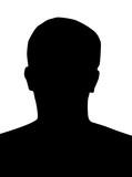 Profile picture silhouette