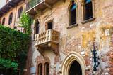 Fototapety Romeo and Juliet  balcony  in Verona