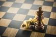 chess wood