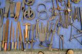 utensili per vecchi mestieri